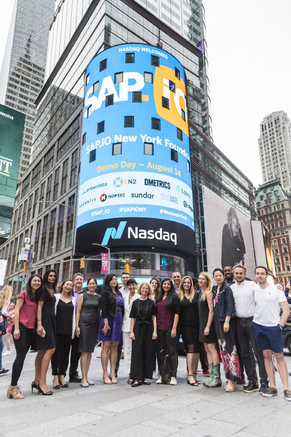 Post-mortem: SAP.iO NY Foundry Cohort of Women-Led Enterpirse Tech Starups