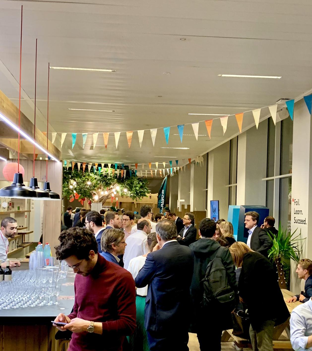 SAP.iO Foundry Paris Cohort 2018