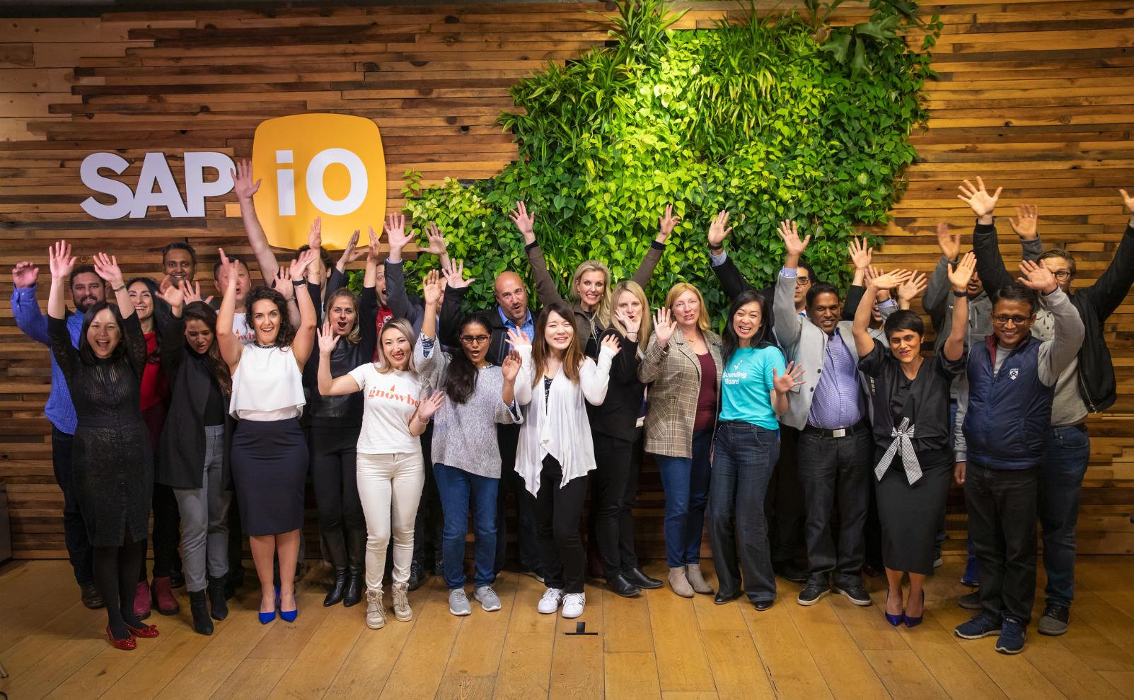 SAP Kicks Off SAP.iO Foundry San Francisco for HR Tech Startups