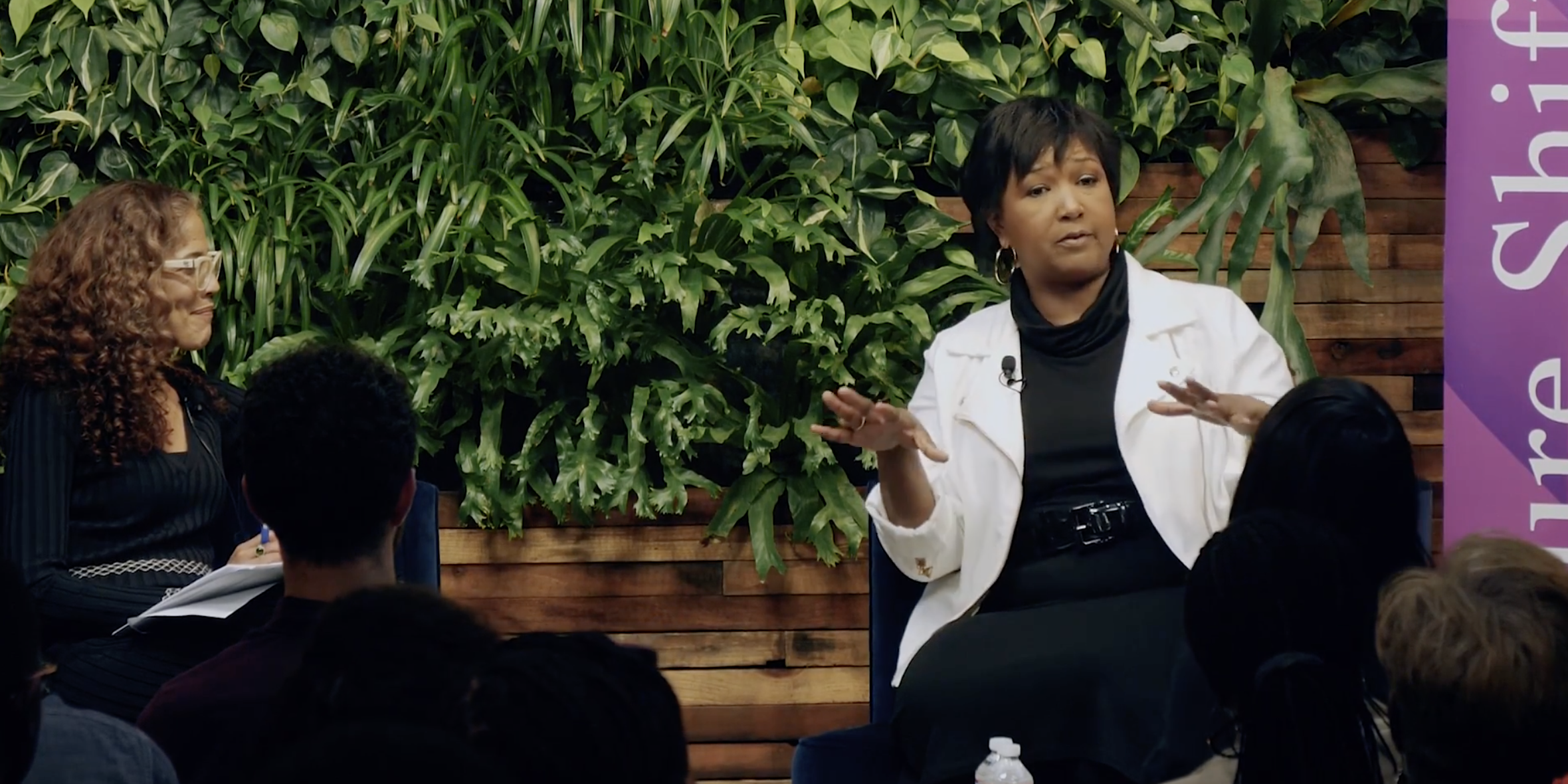 SAP.iO and Culture Shift Labs Fireside Chat with Dr. Mae Jemison