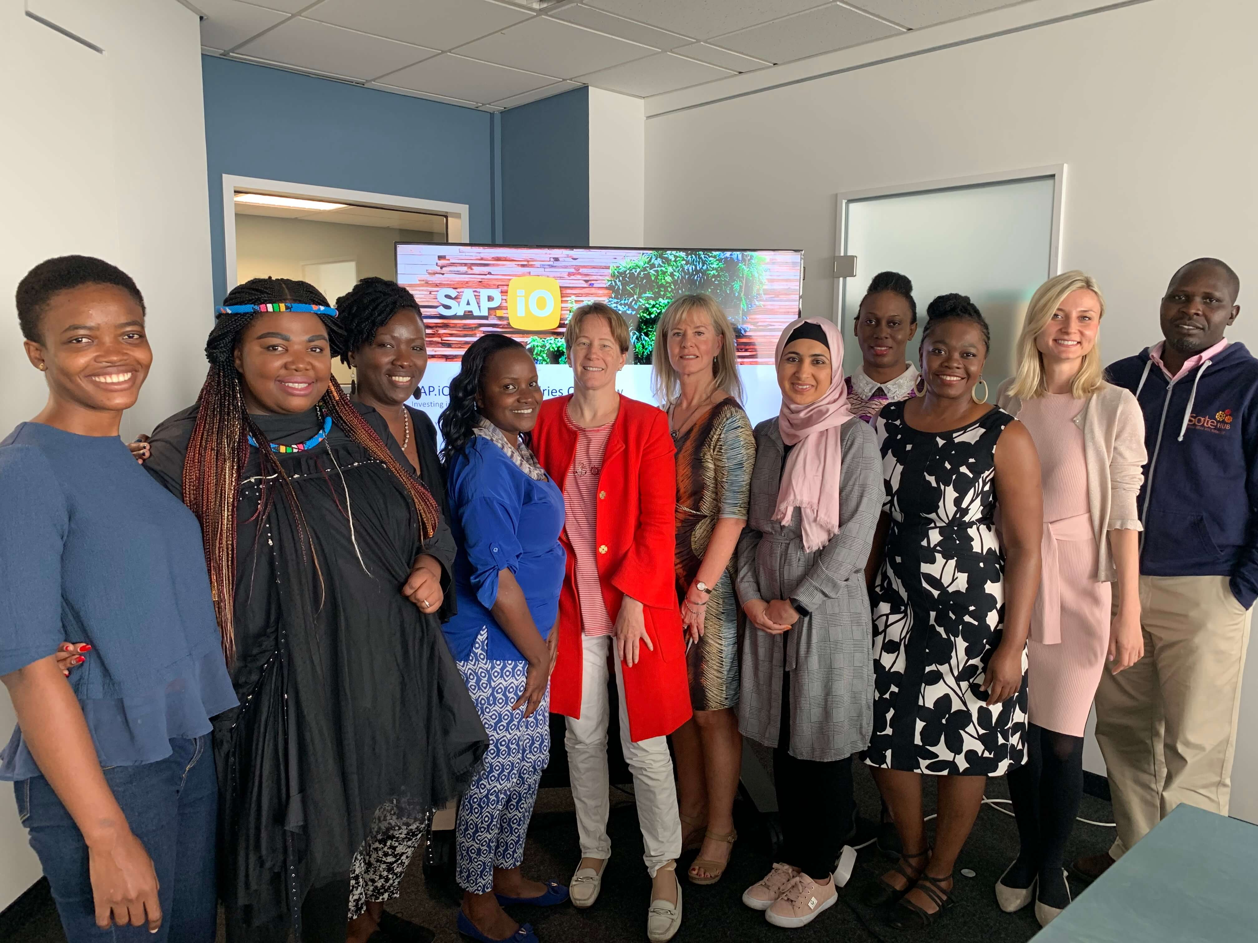 Enpact Female Tech Businesses in Africa