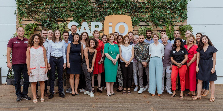 Jung, weiß, männlich war gestern: Warum SAP bei der Startup-Förderung einen anderen Weg geht