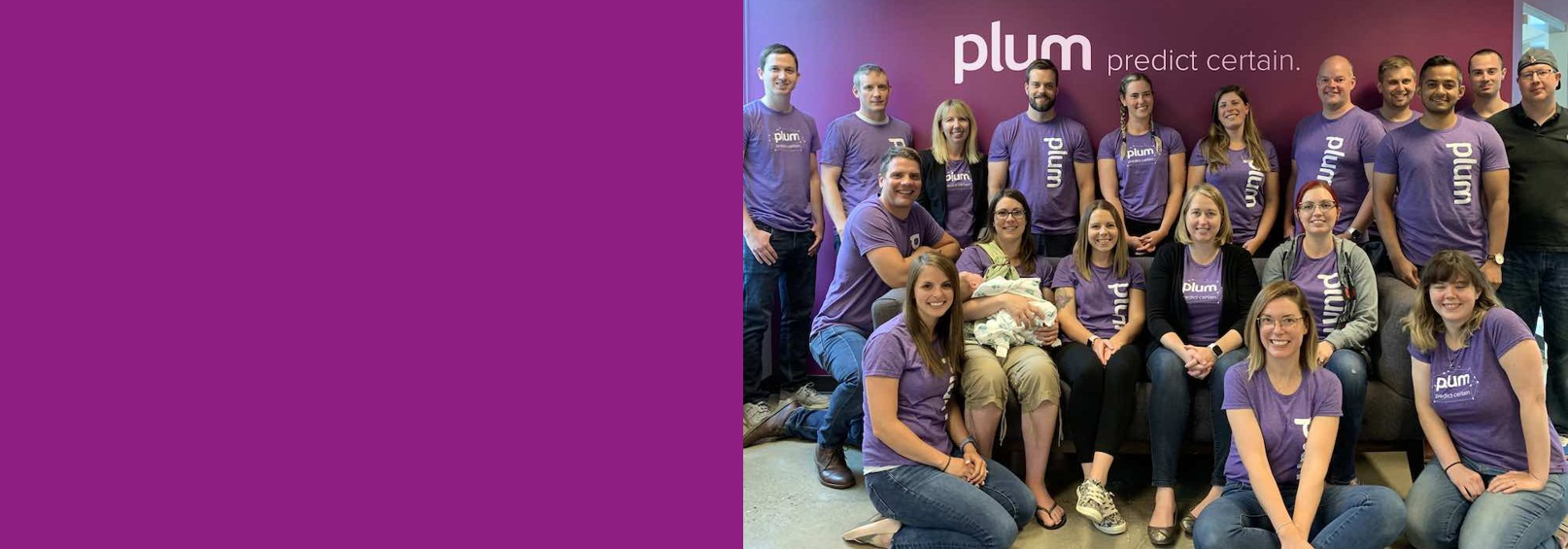 Plum raises $4.2 million USD, shifts focus beyond recruitment