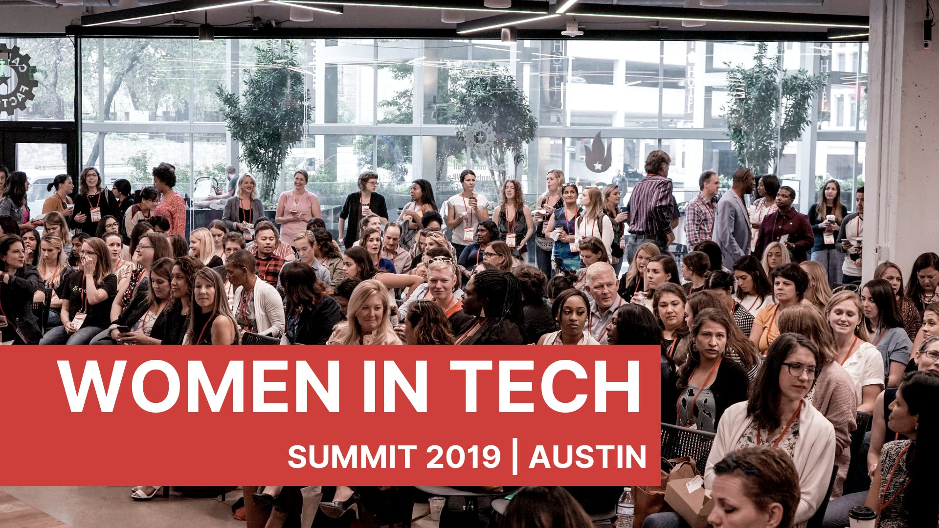 Women in Tech Summit at Austin Startup Week