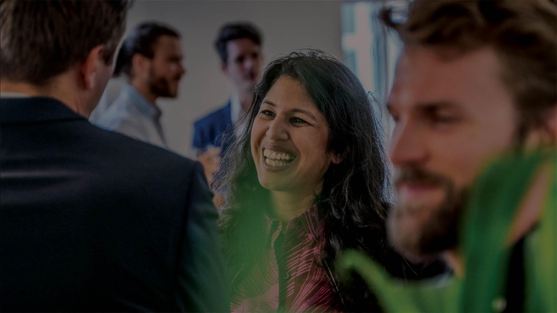 Hasso Plattner Founders' Award Finalist: Driving Inclusive Entrepreneurship
