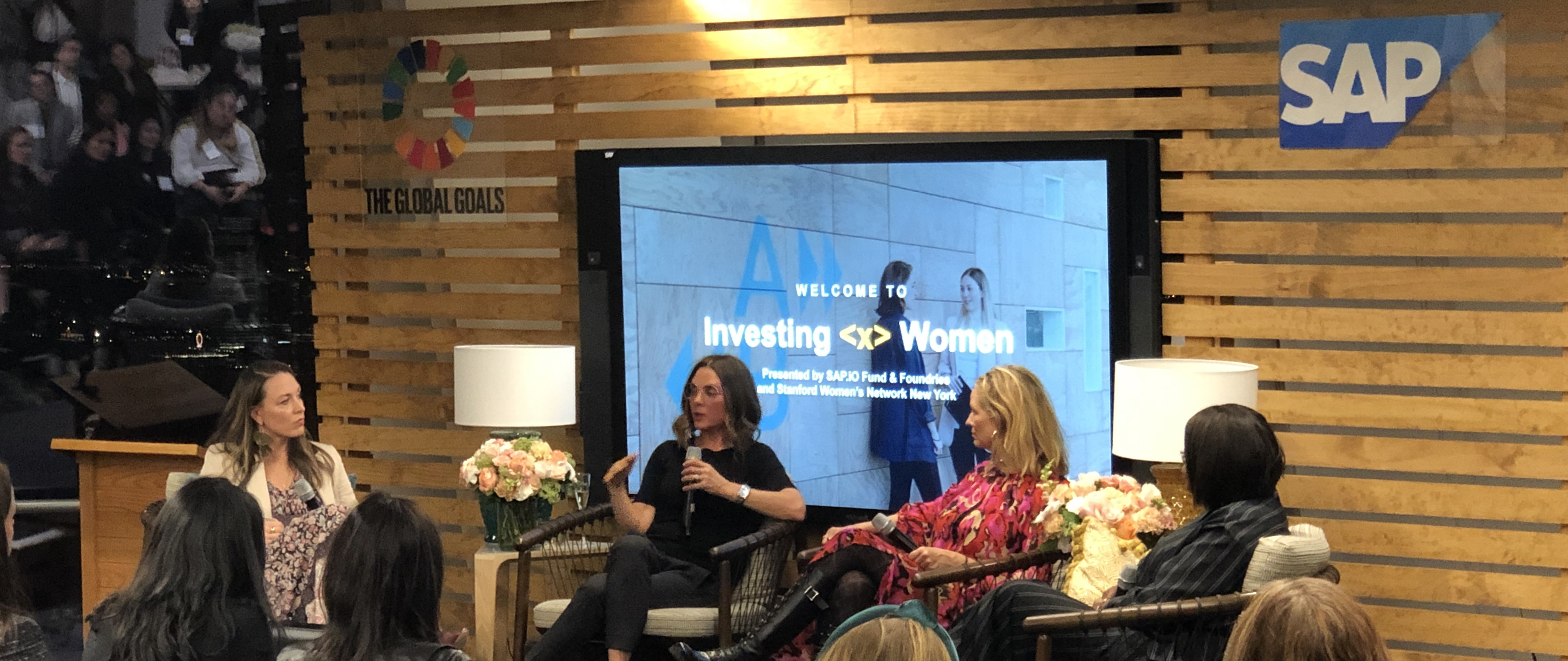 SAP.iO Hosts Investing x Women with Stanford Women's Network of New York