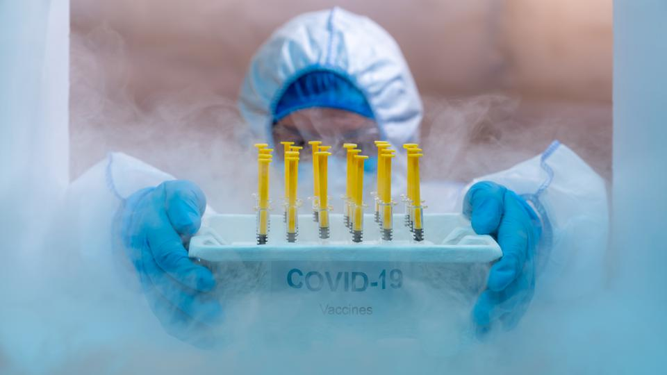 AI Plus IoT Are Among The Most Important Ingredients In Pandemic Vaccine Cold-Chain